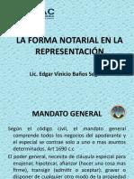 13.1 MANDATO GENERAL (5)