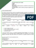 IDENTIDAD INSTITITUCIONAL 10 Y 11 RESEÑA HISTÓRICA