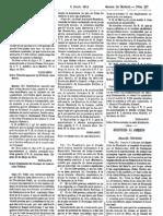 La RAE deniega la solicitud para introducir cláusulas de paridad en sus Estatutos (Gazeta de Madrid, núm. 157, 06/06/1914, p. 640