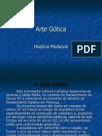 A-Arte-Gótica