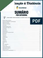 LISTA DE CURSOS FACUMINAS EAD OFICIAL