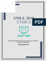 Glory Approved ethics file for SMLE