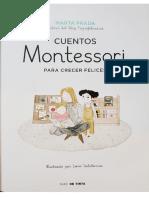 Cuentos Montessori