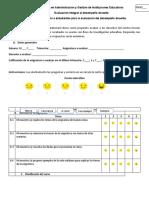 cuestionarios propuesta