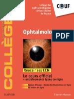 Abrégé - Ophtalmologie 2017