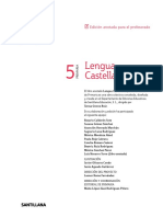 libro anotado profesor 5 castellano