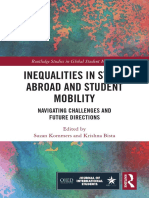 Book- Inequalities in Study Abroad and Student Mobility