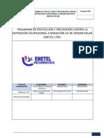 Programa 2 de Protección y Prevención contra la Exposición ocupacional a Radiación UV de origen Solar.docx