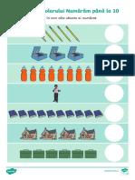 Obiectele scolarului - Fisa de lucru