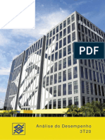 Press Release Do Resultado Da Banco Do Brasil Do 3t20