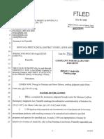 Montana Marijuana Lawsuit