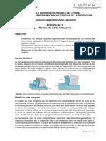 P1 Modelo de Corte Ortogonal INFORME PRÁCTICA #1