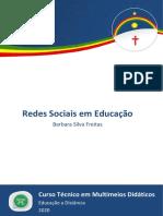 06-08-2020 ebook - Redes sociais na educação [2020 - ETEPAC]