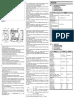 Alpha Hardware Manual Short-Form VersA 5languages