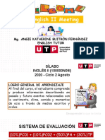Meeting - PC1 y Proyecto - 13877