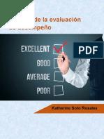 Actividad de aprendizaje 14 evaluación de RRHH