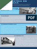 la industria en Antioquia