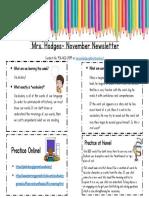 read3320 parentnewsletter vocabulary larissahodges