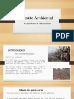 Gestão Ambiental AULA 1 PDF