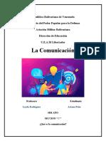 Resumen y análisis comunicativo del cuento Panchito