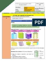 Guia de Aprendizaje n°4 - Prismas y Piramides - Grado 9°