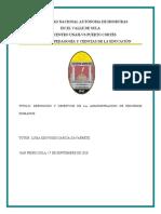 DEFINICIÓN Y OBJETIVOS DE LA ADMINISTRACIÓN DE RECURSOS HUMANOS