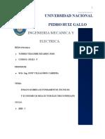 PRINCIPALES CENTRALES ELÉCTRICAS EN EL MUNDO