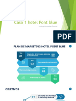 Caso 1 hotel Pont blue