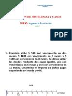 SOLUCION DE PROBLEMAS Y CASOS