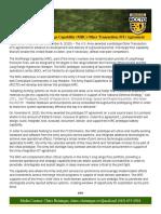 Army Awards Mid-Range Capability (MRC) Other Transaction (OT) Agreement_Final