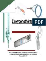 L_oxygenotherapie