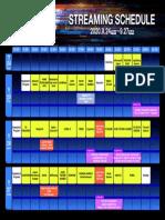 tgs2020streaming schedule_en