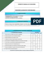 MANUAL DE FUNCIONES AUXILIAR CONTABLE