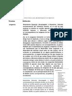 Doctor José Perea - Glosário de Terminos vinculados a la Motilidad Ocular. - vergencia