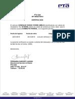 certificado GONZALEZ DUQUE IVONNE AMELIA