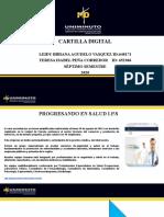 CARTILLA PROPUESTA  DE  LICITACION