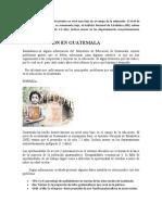 SITUACION ACTUAL DE LA EDUCACIÓN EN GUATEMALA (1).docx