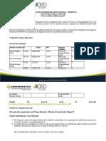 Guía   de Análisis Multidimensional  Daniela P