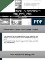 INDEKS MALOKLUSI ORTODONTI-Erina Fatmala,drg