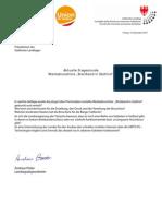 Anfrage & Antwort Landtag Breitbandbroschüre