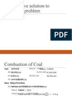 Combustion of Coal 2