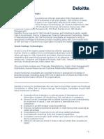 Deloitte ERP - Functional JD Final