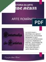 ARTE ROMANICA 2019
