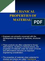 11.Mechanical Properties of Materials