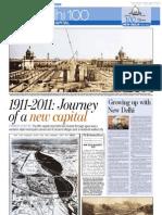1911 - 2011 A Journey of Delhi