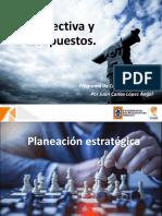 Contenido 1. Planeación Estrategica Prospectiva y presupuesto