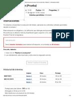 [M4-E1] Evaluación (Prueba)_ PSICOLOGÍA DEL TRABAJO Y ORGANIZACIONES I