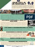 Infografia Promoción Justicia Social