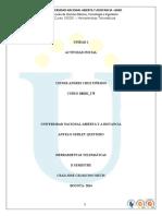 FRORMATO EN PDF PARA TRABAJOS