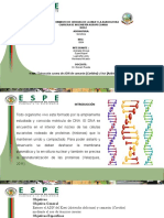 Extraccion de ADN